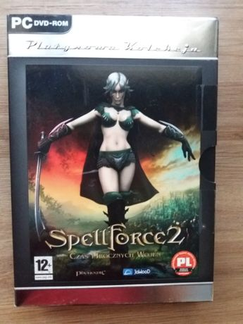 SpellForce 2: Czas Mrocznych Wojen [PC]