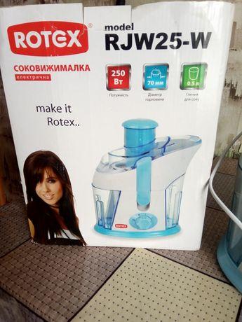 Соковожималка Rotex