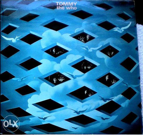 The Who - Tommy (1969) LP Duplo vinil