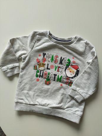 Bluza świąteczna 86 pepco
