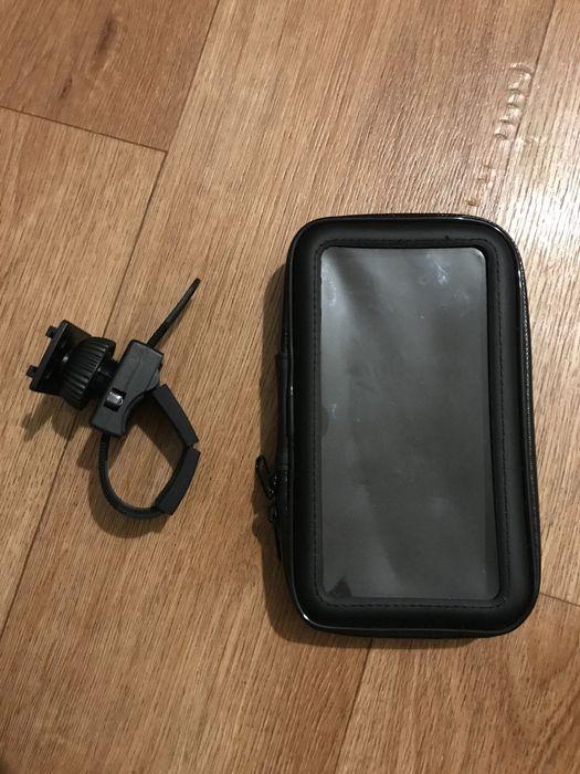 чехол крепление сумка для телефона на велосипед, велосумка Кропивницкий - изображение 1