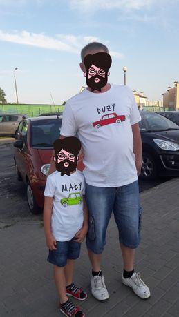 Koszulka Ojciec i syn T-shirty