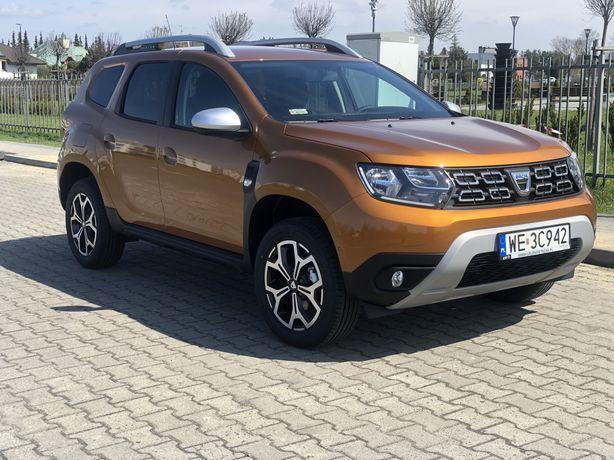 Dacia Duster 1.0 LPG wynajem DŁUGOTERMINOWY z wykupem BEZ BIK BEZ KRD