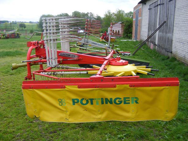 Zgrabiarka/podgrabiarka Pottinger Eurotop421N