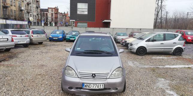 Mercedes Benz A klasa 170