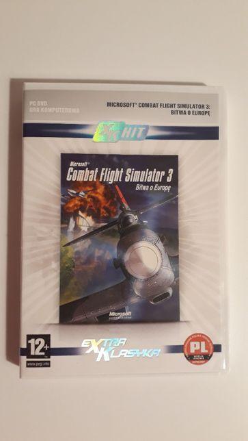 Gra PC - Combat Flight Simulator 3 - Bitwa o Europę