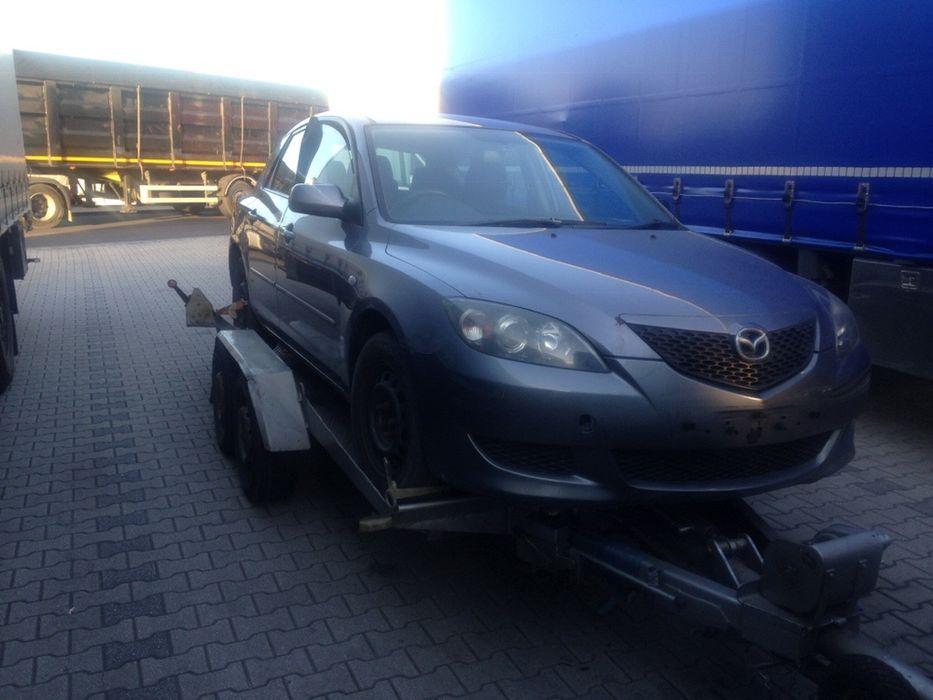 Mazda 3 1,6 benzyn розбор Яворов - изображение 1