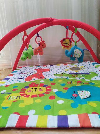 Розвиваючий ігровий коврик