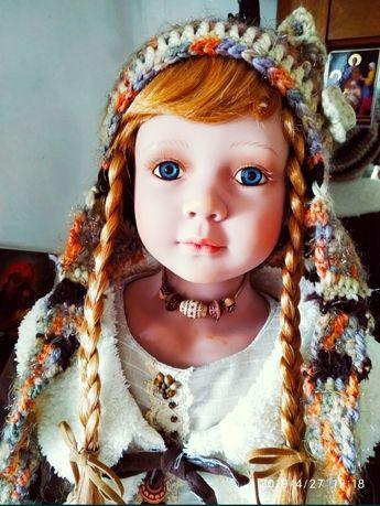Кукла Доллер подарок к новому году
