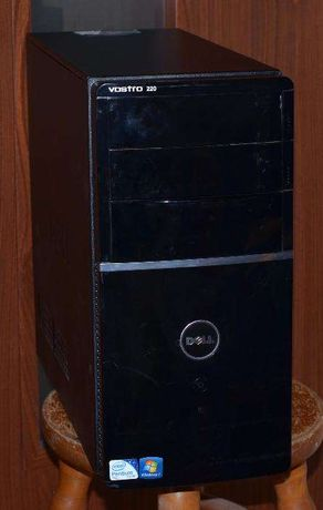Komputer Dell Vostro 220 Intel 2x2.6GHz 2GB 160GB chipset Intel G45