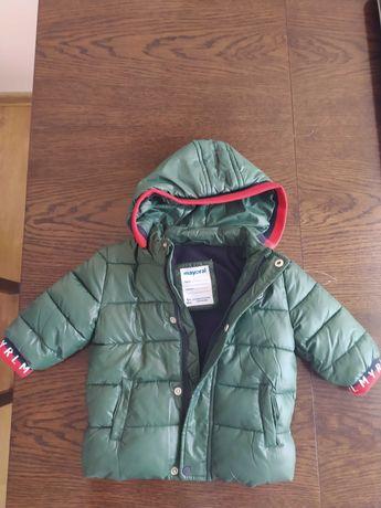 Nowa kurtka zimowa Mayoral 68 cm