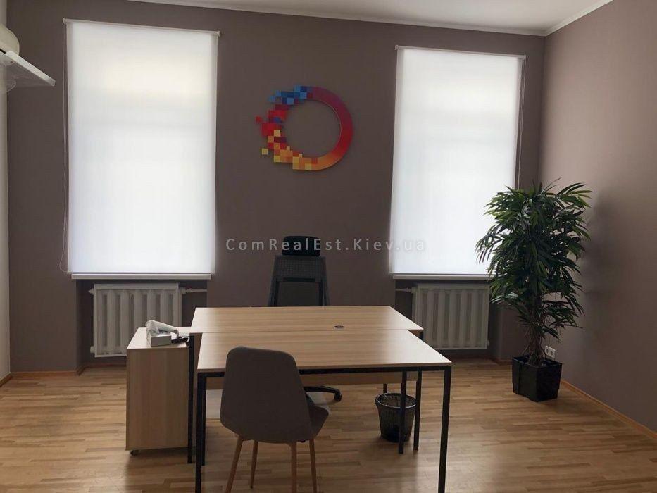Аренда офиса на ул.Жилянская, 256 м.кв., н.ф., 3 этаж, каб.система Киев - изображение 1