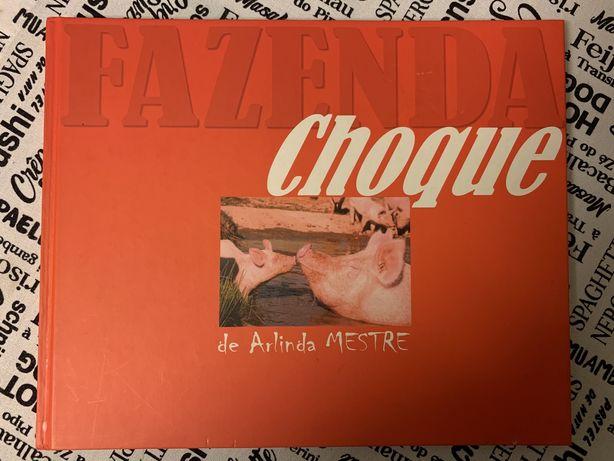 Livro Fazenda Choque - Fotografa Arlinda Mestre