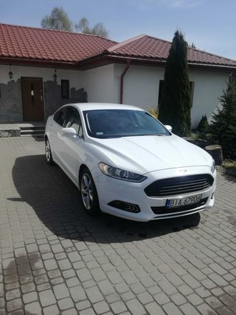 Ford Fusion 2015, 2.0 benzyna