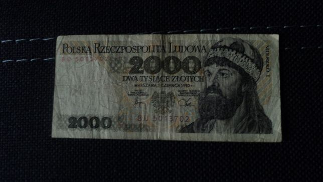 banknoty prl-u 50/500/1000/2000
