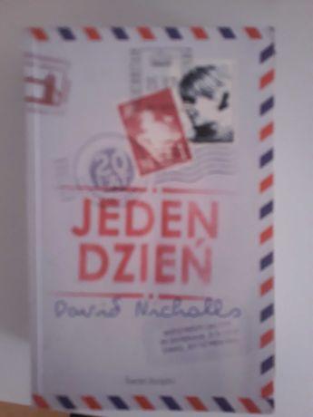"Książka pt. ""Jeden dzień"", D. Nichollas"