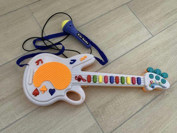 Музикальна гітара гитара