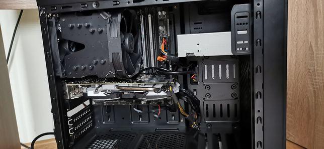 Komputer PC i5/Fortis3/RX570/8GB/SSD/W10pro