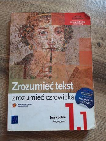 Zrozumieć tekst zrozumieć człowieka 1.1 j.polski