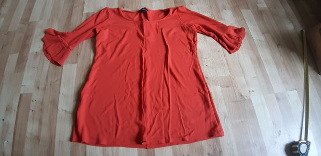 Bluzka tunika sweterkowa Dorota Perkins roz 46