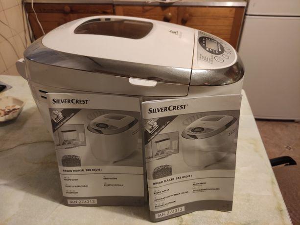 Maszyna do robienia chleba Silvercrest