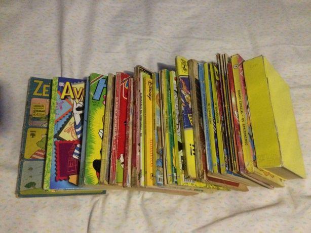 Lote de Livros de Banda Desenhada