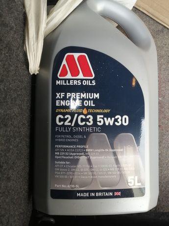 Olej Millers Oils 5W30 C2/C3 1L
