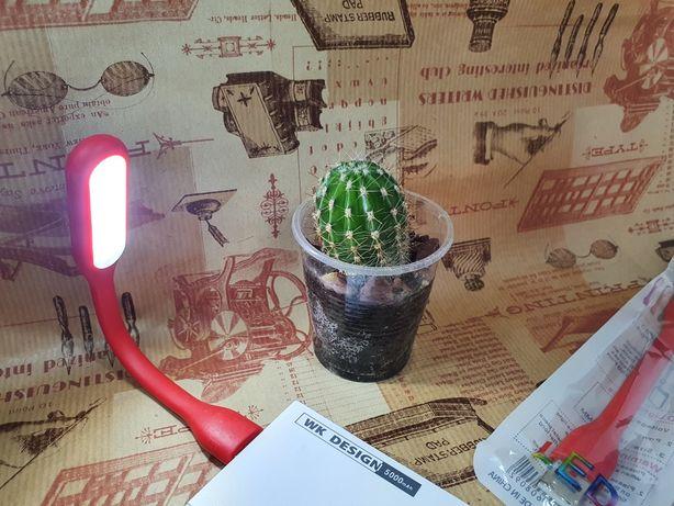 Светодиодная LED USB лампа LXS-001
