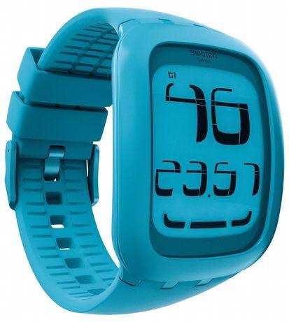 Swatch touch сенсорные часы свотч голубые