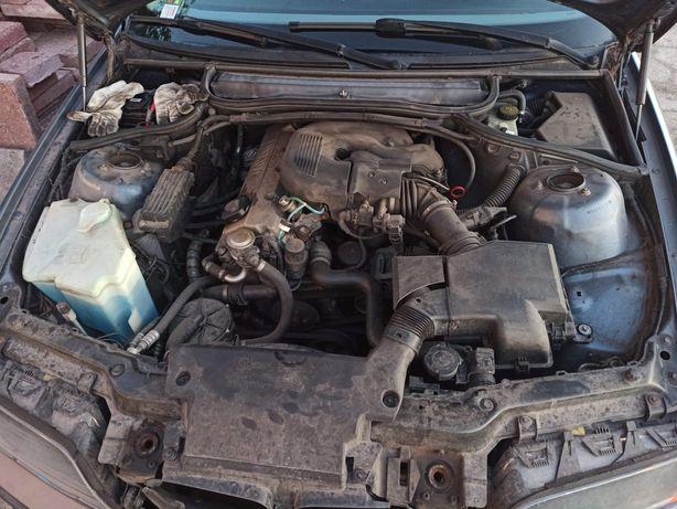 Silnik 1.9 bmw e46 m43 na poszczególne czesci