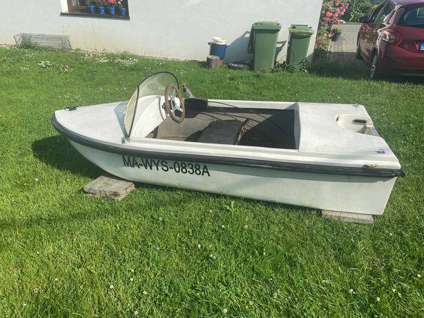 Łódka motorowa (cena do negocjacji )