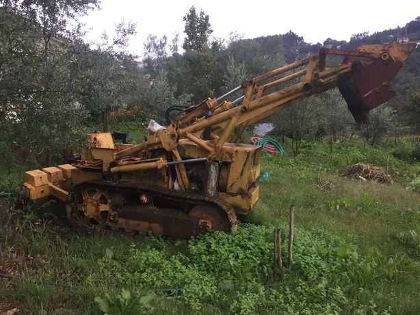 Vendo máquina florestal