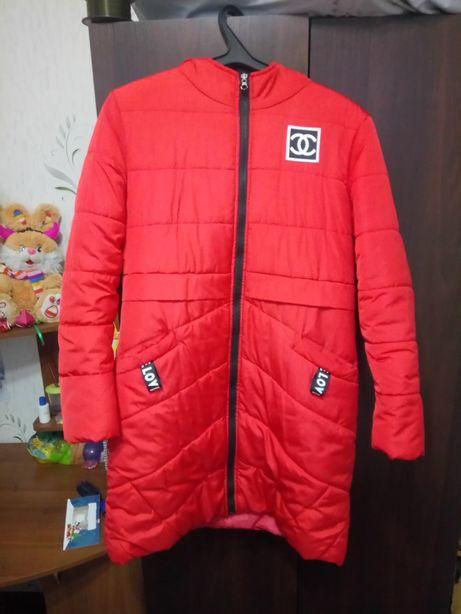 Куртка евро зима 48р-р