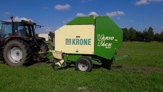Sprzedam prasę balotową Krone Vario Pack 1800