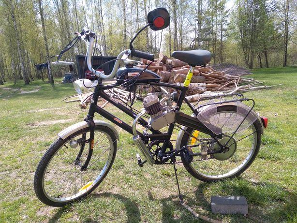 Sprzedam rower spalinowy 80cm