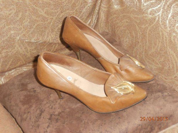 Дамские туфли