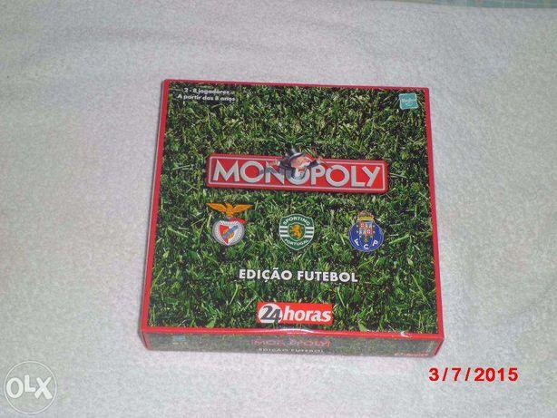 Jogo Monopoly Futebol
