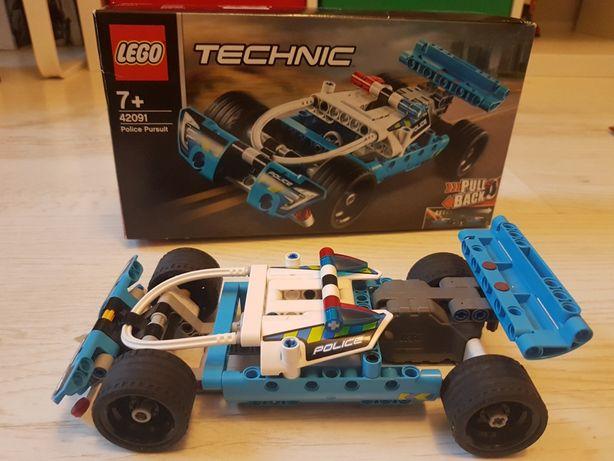 Lego 42091 Pościg policyjny