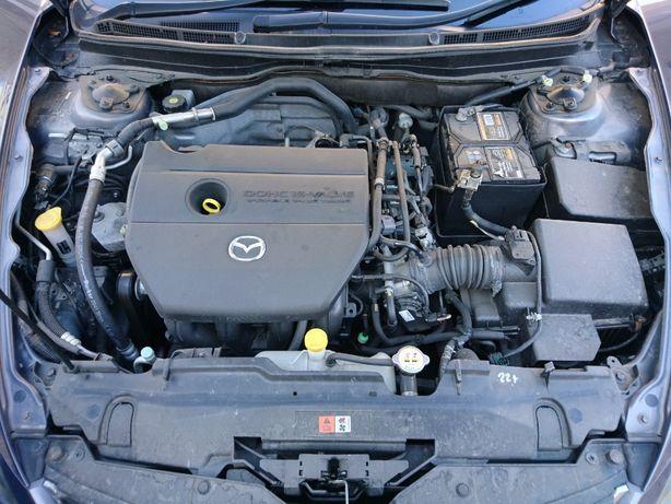 Мотор двигун Mazda