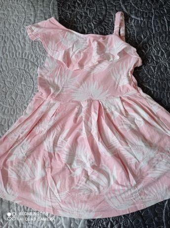 Śliczna sukienka Reserved rozm. 104