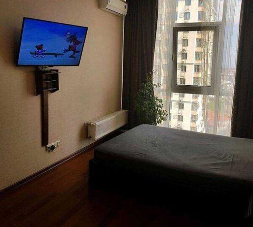 Шикарная квартира в новом доме 44м на Таирова с видом на море!