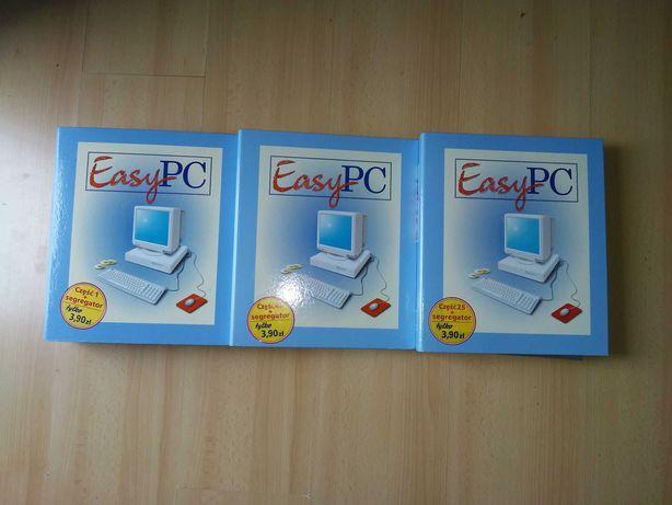 Easy PC - zestaw 3 segregatorów (komplet)