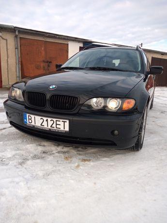 BMW e46 2 ,2 benzyna 170 koni # polift # automat # parktronic