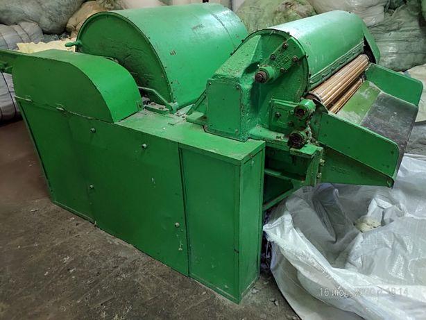 Машина для переработки отходов в пухообразный наполнитель, СЩ-850