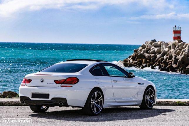 BMW 640 d Pack M