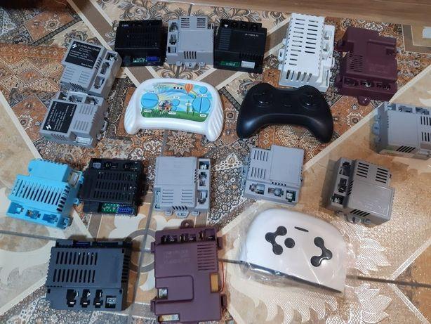 Зарядное устройство аккумулятор детского электромобиля блок управления