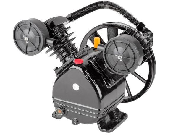 Kompresor sprężarka pompa powietrza 3hp 360l/min v