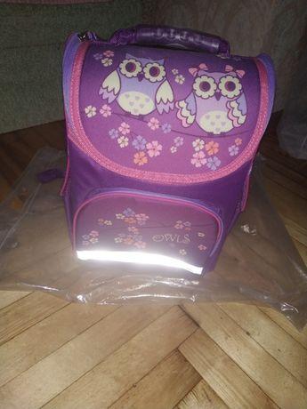 Новый рюкзак для девочки