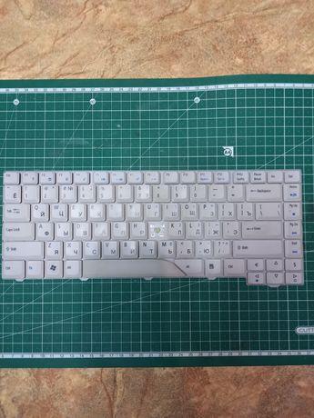 Светлая клавиатура для ноутбука model MP-07A23SU-698