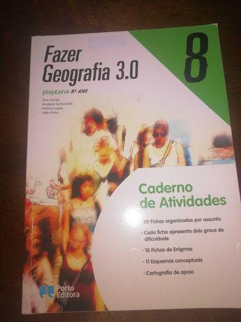 Livros escolares de Fichas do 8º Ano